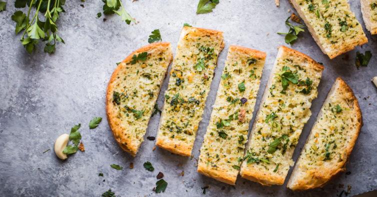 pães saudáveis