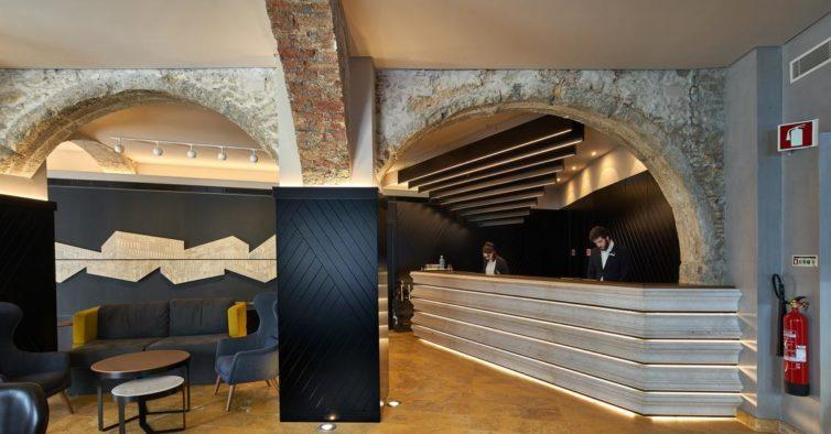 Há outros três hotéis em Lisboa que vão acolher profissionais de saúde