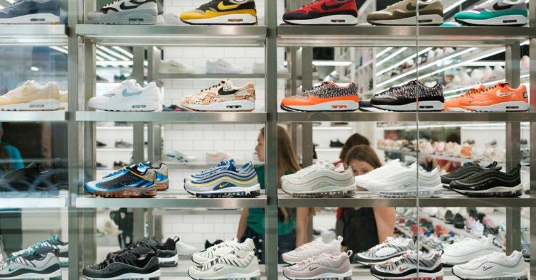 As sapatilhas desportivas mais fofinhas da Nike estão 41