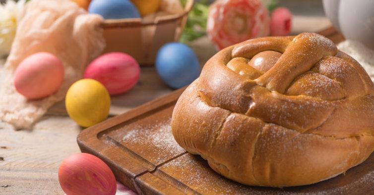 Ovos com Ferrero Rocher, cabrito, folar e tudo o que precisa para a Páscoa
