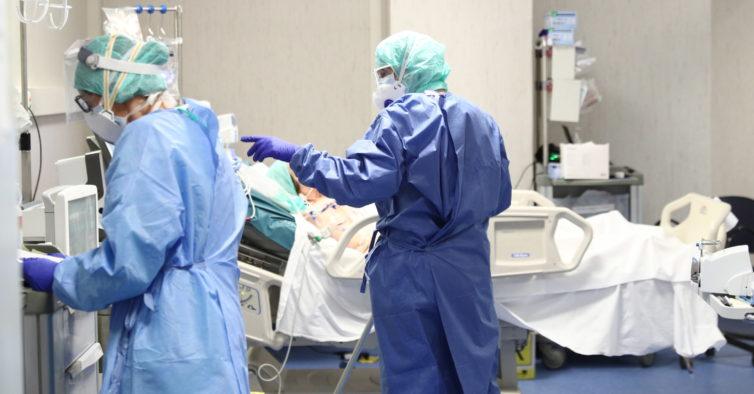 Há mais 712 casos de coronavírus em Portugal — total sobe para 12.442