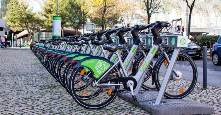 Profissionais de saúde podem usar bicicletas GIRA sem pagar