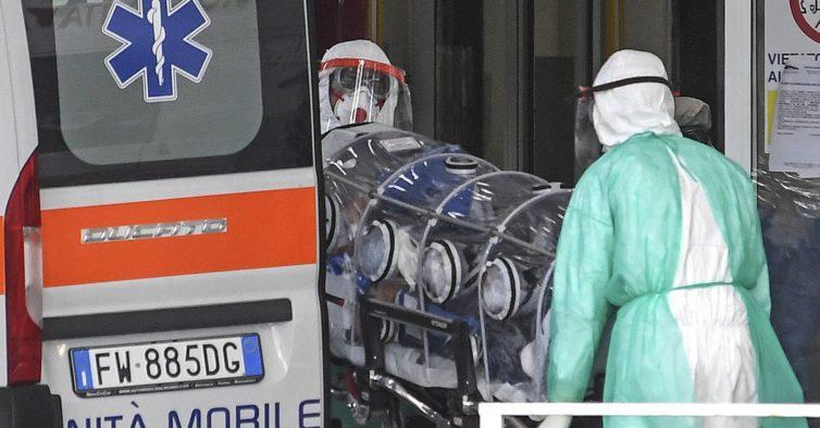 O segredo do hospital italiano onde nenhum profissional de saúde foi infetado