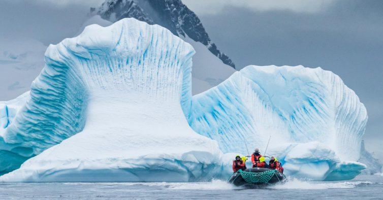 A Antártida é o único continente do mundo livre de coronavírus