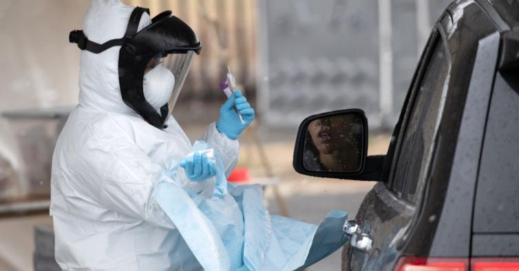 Portugal já fez mais de 1,3 milhões de testes de Covid-19 desde o início da pandemia