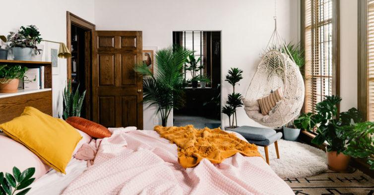 As plantas que deve ter no quarto para conseguir dormir melhor