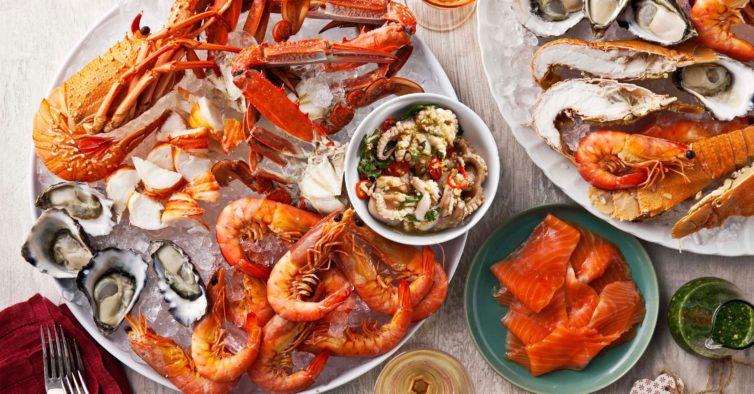 As melhores mariscadas para encomendar e comer sem sair de casa