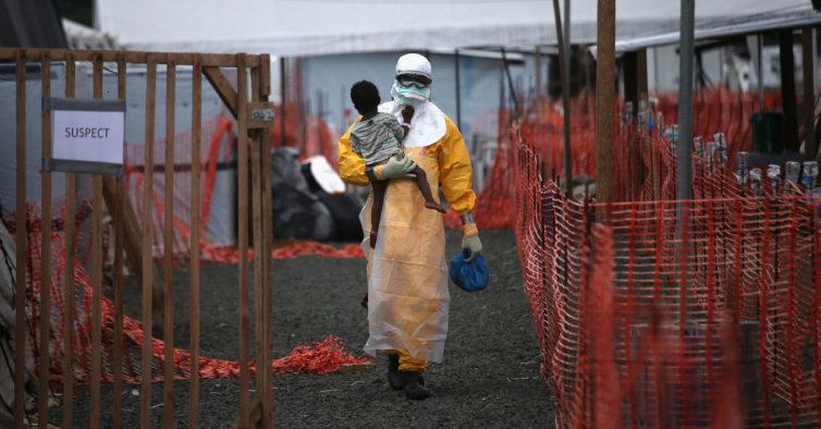 As cinco maiores epidemias mundiais deste século