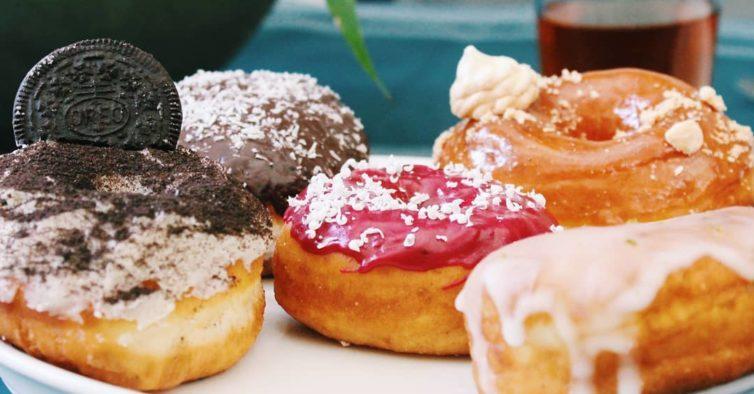 Estes donuts de Oreo e doce de leite são a mais recente perdição da Margem Sul