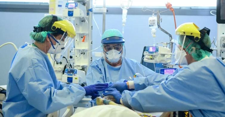 Lisboa e Vale do Tejo com 85% dos novos casos de Covid-19 nas últimas 24 horas