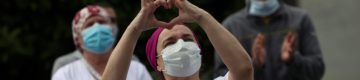 Espanha teve o menor número de casos diários desde o início da pandemia