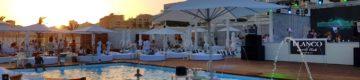 Icónica discoteca Blanco está a ser demolida na Praia da Rocha