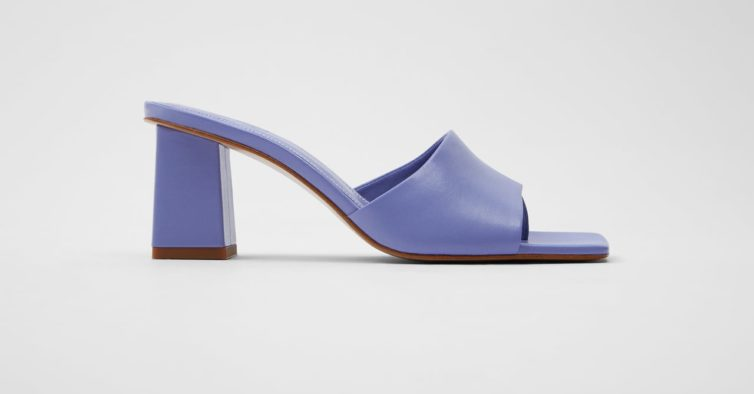 Sandálias da Zara (39,95€)
