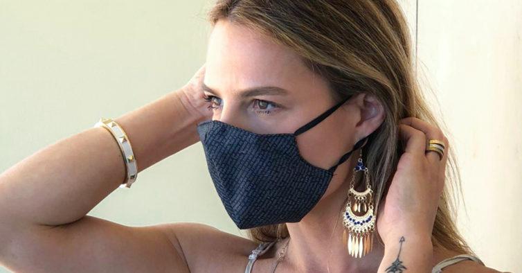 Amnistia Internacional lança campanha para doação de máscaras