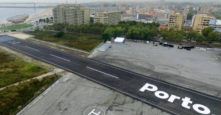 Câmara do Porto quer criar drive-in para se ver últimas jornadas do campeonato