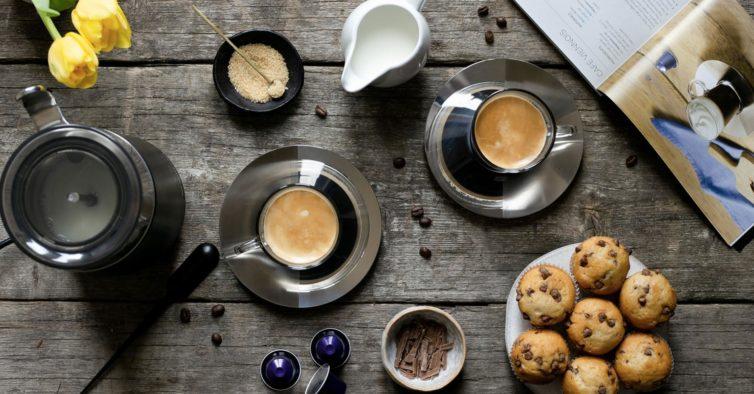 Há um novo café da Nespresso que tem de experimentar
