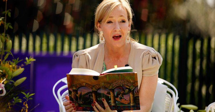 JK Rowling lança livro para crianças online e gratuito