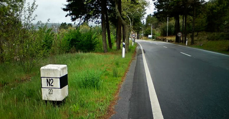 Depois do passaporte, a Route 66 portuguesa tem direito a um site oficial