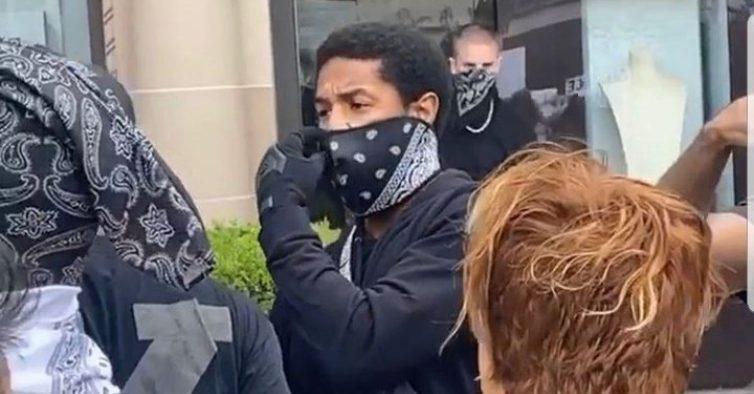 Michael B. Jordan esteve na linha da frente dos protestos nos Estados Unidos