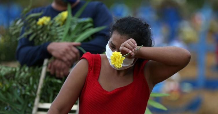 Covid-19: América Latina ultrapassa um milhão de casos confirmados