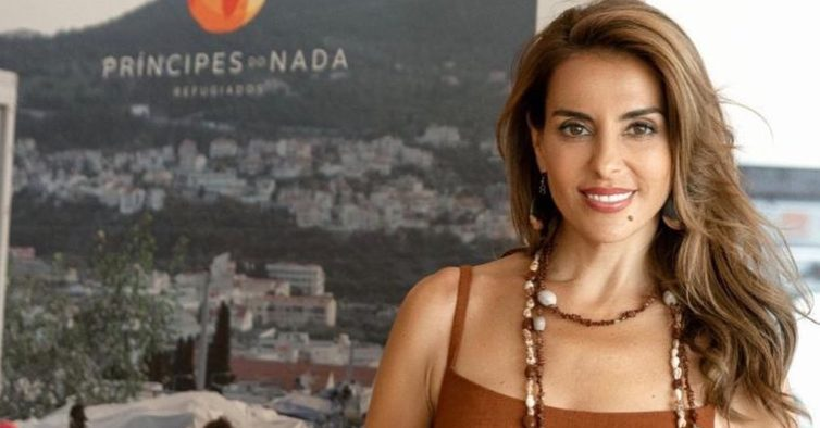 "Catarina Furtado anuncia regresso do emotivo programa ""Príncipes do Nada"""