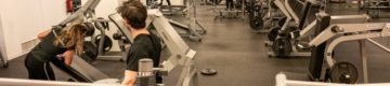 Segurança, limpeza e (muito) gel desinfetante: o primeiro dia no Holmes Place