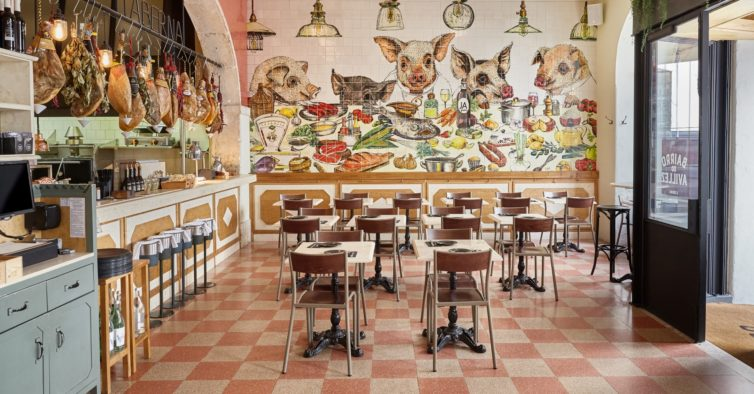 Bairro do Avillez regressa com a pizzas e Mini Bar — mas sem o cabaret gourmet