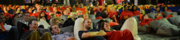 A partir da próxima semana há cinema ao ar livre no Porto