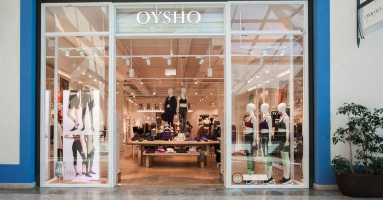 A bolsa desportiva de cintura da Oysho é gira e prática — e está com desconto