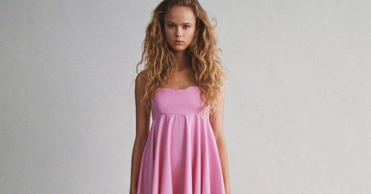 Vestido da Zara (29,99€)