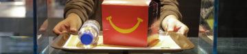 Há um novo Triple Cheese na McDonald's com 3 hambúrgueres e muito queijo