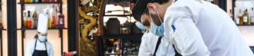 Mais de 30% dos restaurantes não reabriu depois do desconfinamento