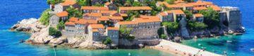 Montenegro não tem casos Covid-19 e abre ao turismo