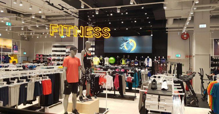 Sport Zone reabre a maioria das lojas (e esclarece perguntas frequentes no site)