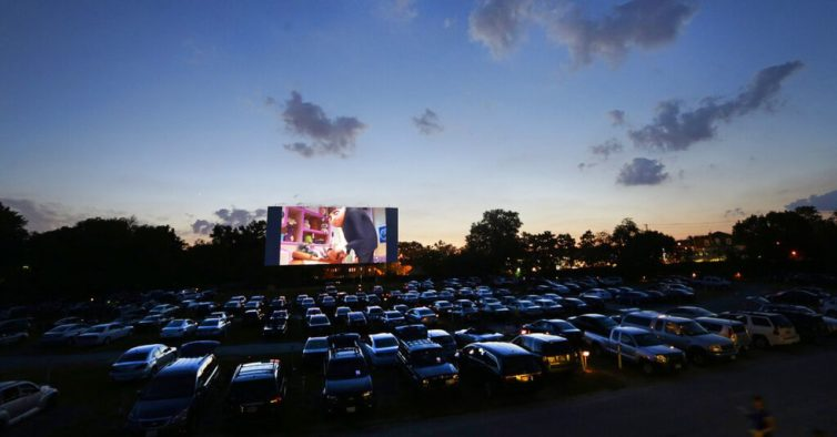 FEST: vai haver um festival de cinema drive-in em Lisboa, Porto e Espinho