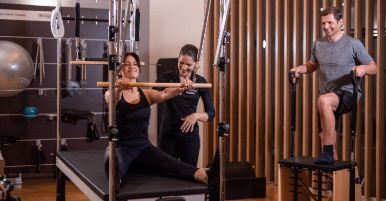 modern pilates