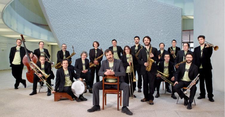 Orquestra Jazz de Matosinhos dá concerto gratuito (e ao ar livre) esta segunda