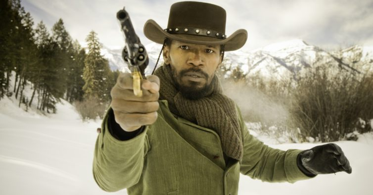 """""""Django Libertado"""". O western furioso de Tarantino chegou à Netflix"""
