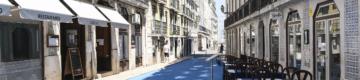 Tudo o que pode comer e beber nos Bacalhoeiros, a primeira rua azul de Lisboa