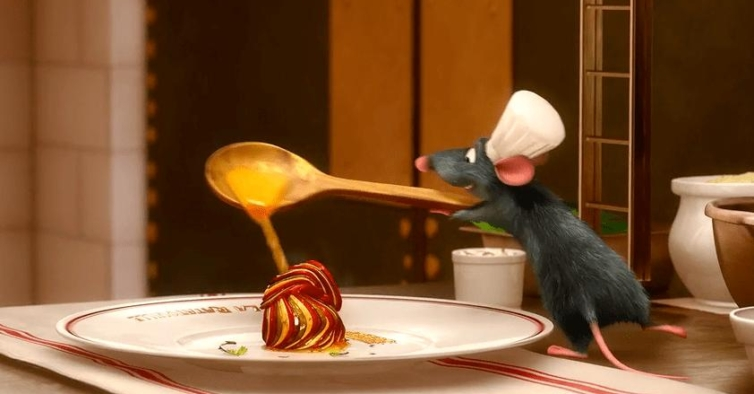 Esta conta de Tik Tok recria as receitas mais incríveis dos filmes da Disney