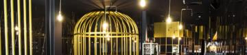 Mattë: o novo restaurante onde se come sushi e carnes maturadas dentro de uma gaiola