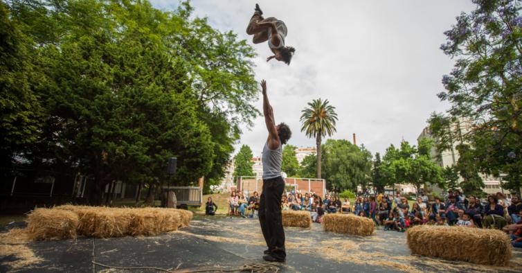 Espetáculos de circo ao ar livre invadem o Porto no final de agosto