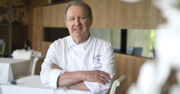 """Joachim Koerper: """"Ainda há muitas pessoas com medo de ir a restaurantes"""""""