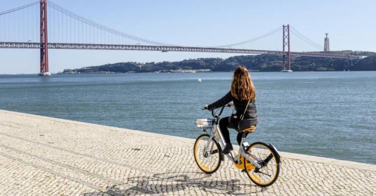 Vem aí um curso gratuito para quem quer aprender a andar de bicicleta