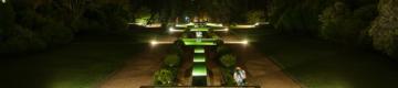 Já começaram os passeios noturnos iluminados nos jardins de Serralves