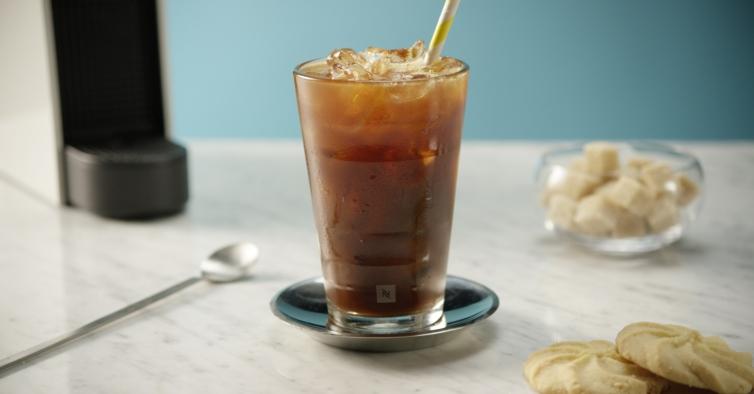 Nespresso lança categoria Barista Creations For Ice — pensada para o verão