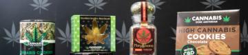 A Cannabis Store Amsterdam chegou a Torres Vedras com chocolate, vinhos e chupa-chupas