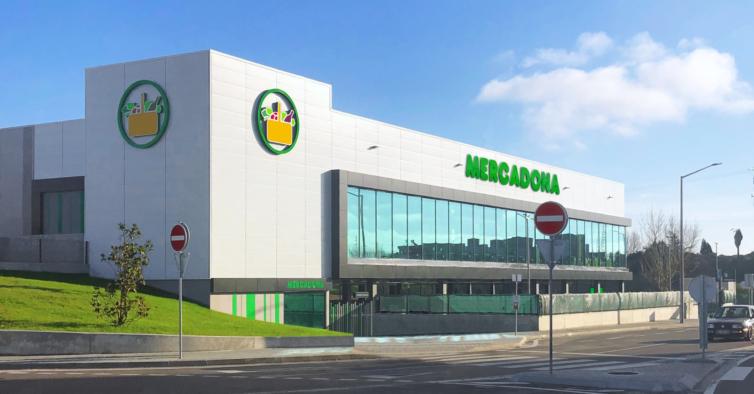 A nova loja da Mercadona em Portugal é inaugurada em julho