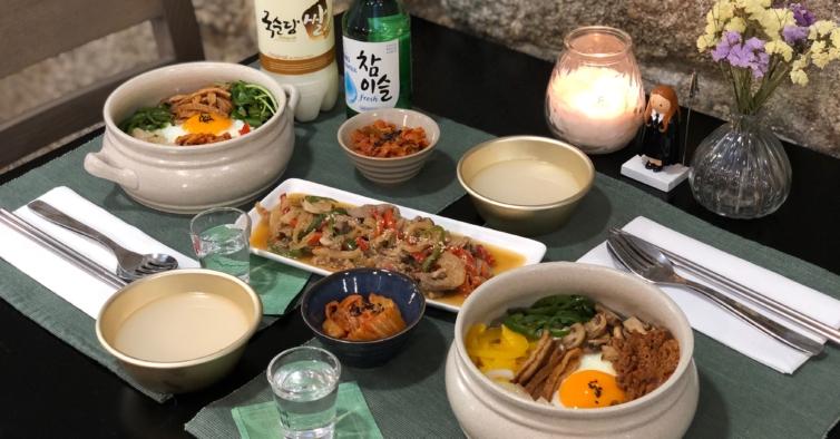 O primeiro coreano do Porto serve um maravilhoso kimchi