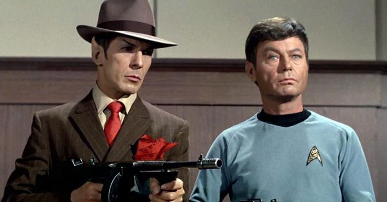 """O novo """"Star Trek"""" pode ser o """"Pulp Fiction"""" no espaço com que Tarantino sonhou"""